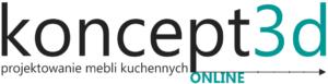 Logo koncept3D